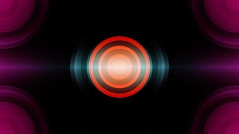 core circle lights Animation