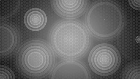 gray dots background Animation