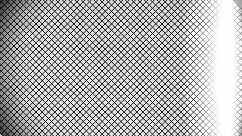 grey rhombus background Animation
