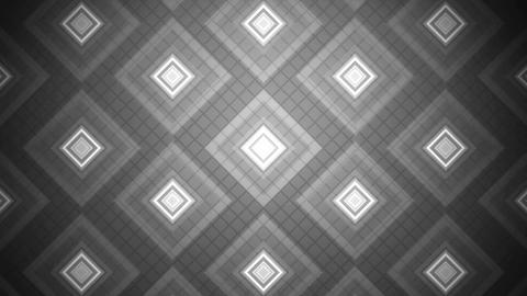 monochrome rhombus background Animation