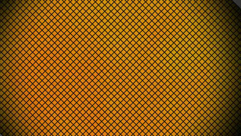 yellow rhombus background Animation