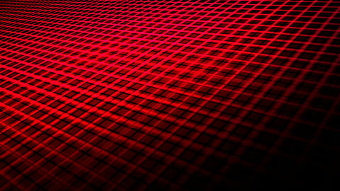rhombus grid space Animation