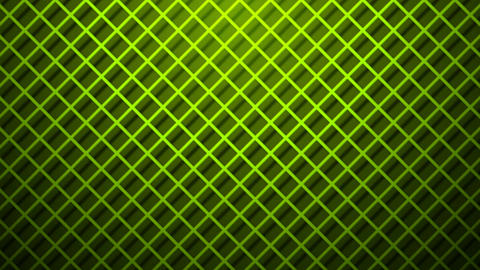 green rhombus border Animation
