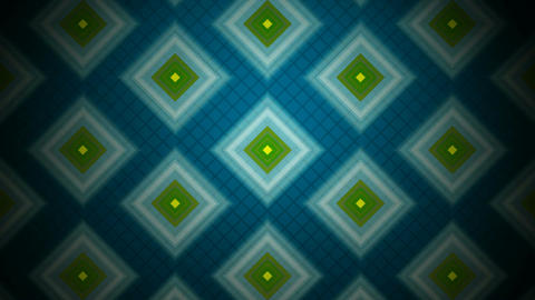 retro rhombus background Animation