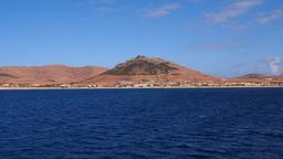 Porto Santo Island, Madeira Islands, Portugal Footage