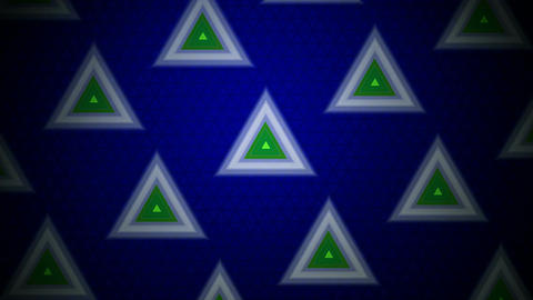 Contrast Triangle Background stock footage