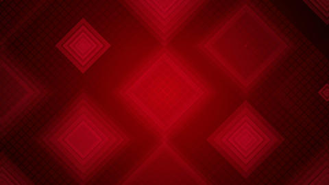 red grid overlay Animation