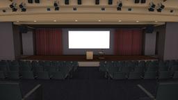 劇場 stock footage