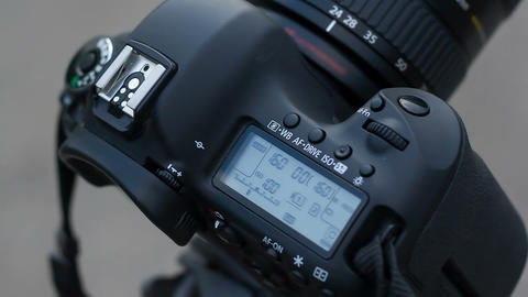 1080p, 1920x1080, RAW, The Camera Shooting Timelap stock footage