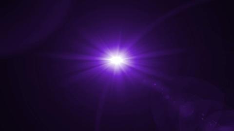 blue flare rotate tone Animation