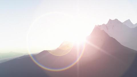 Mountain Flight 5 Animation