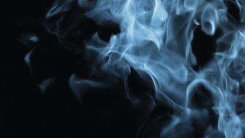 Heavy Smoke stock footage