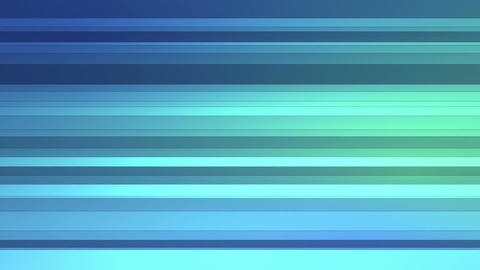 3D Looping Background - Folding blue strips Animation