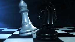 Chess Animation Footage