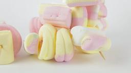 Candies Preparing Tasty Macro stock footage