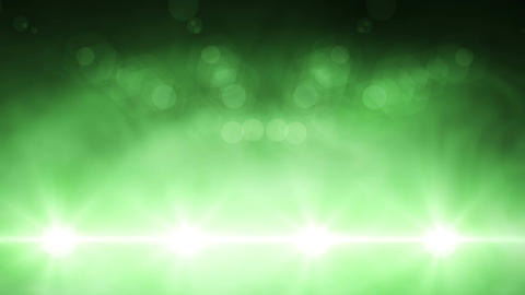 Flashing Concert Stadium Disco Stage Lights Loop 2 Footage