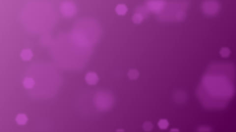 Purple romantic background with hexagons - 4K Stock Video Footage