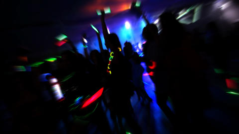 Night Club ビデオ