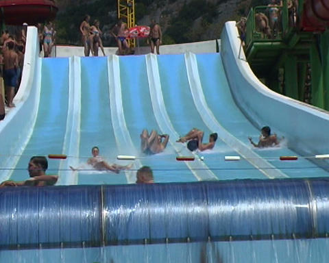 water park Footage
