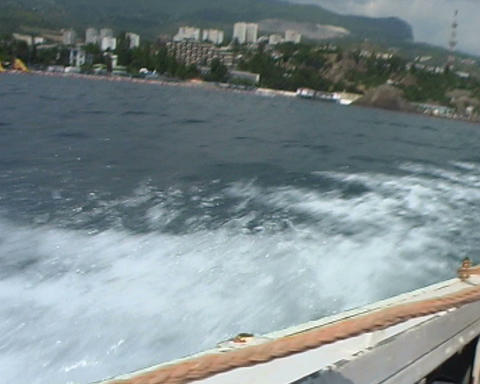 boat speed Footage