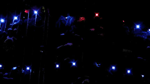 christmas light Stock Video Footage