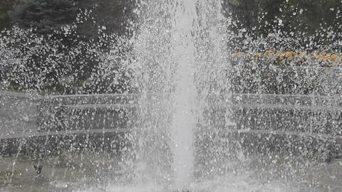 fountain07 Stock Video Footage