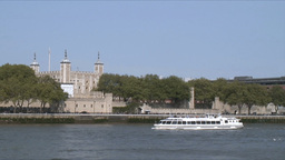Tower of London Footage