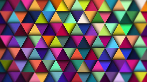 Colorful abstract background animation Animation