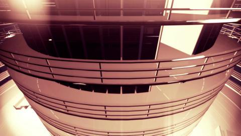 4 K Ultra Modern Data Center 3 D Animation 8 Animation