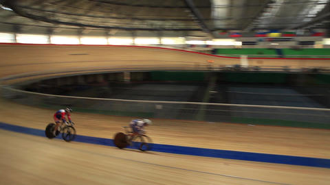 cycling pursuit competitions Footage
