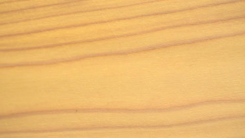 (Perfect Loop) Maple Flat Cut Wood Piece stock footage