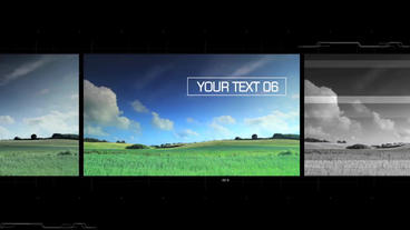 Explorer - After Effects Template After Effects Project