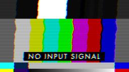 Bad TV Screen - EN - Loop Animation