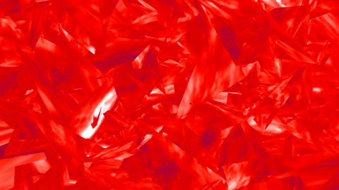 Abstract shards background backdrop Animation