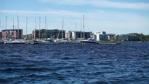 yachts Marina Footage