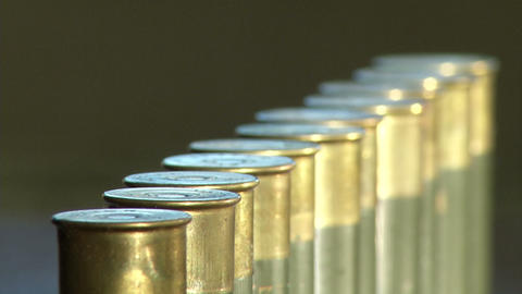 Hunting cartridges 12 caliber Footage