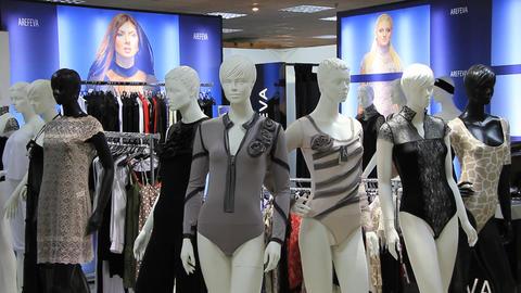 Mannequins Live Action