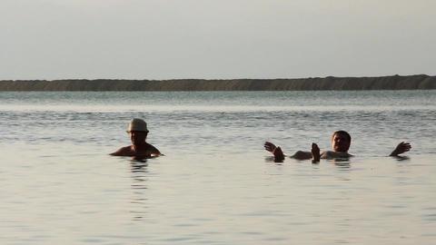 Dead Sea Footage