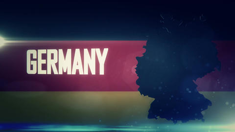 TV opener, Country: Germany Animation