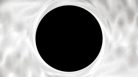 Black Hole stock footage