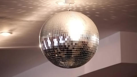 Glitterball Live Action