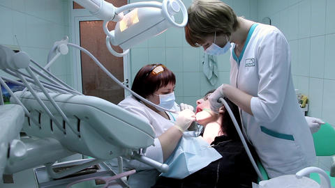 Dentistry Footage