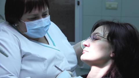Dental health service Footage
