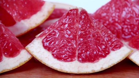 Grapefruit stock footage