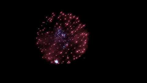 Fireworks 3 Footage