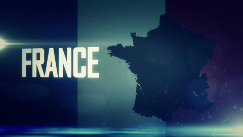 TV opener, Country: France Animation