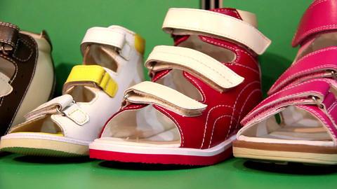 Orthopedic footwear Footage