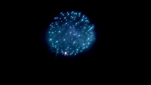 Fireworks 5 Footage