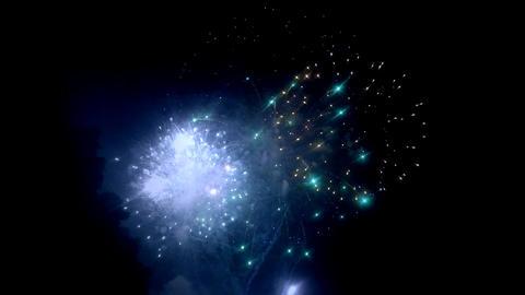 Fireworks 6 Footage