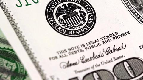 United States dollars Footage